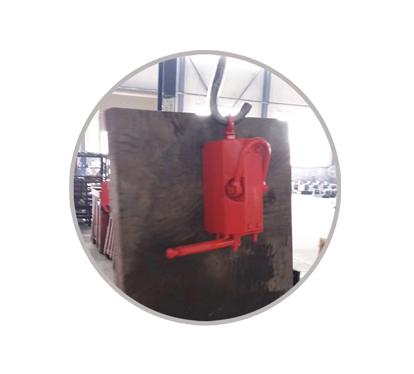 竖吊式永磁起重器