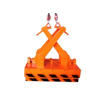 YX4系列活动导磁板顶杆式永磁吸吊器