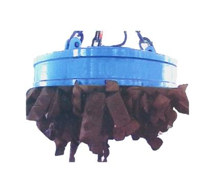吊运废钢用电磁铁MW5高频型系列