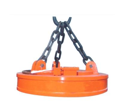 吊运废钢用电磁铁MW5高温型系列