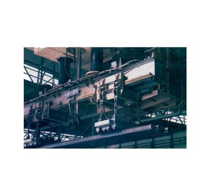 小钢坯、钢锭起吊用电磁铁MW92系列