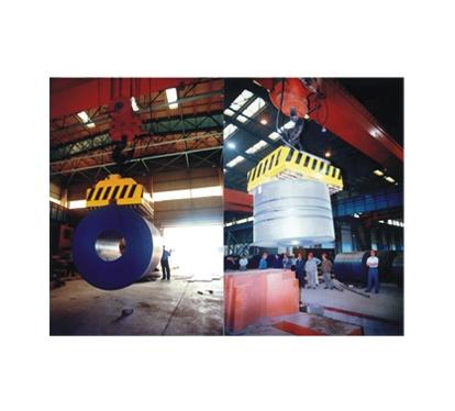 吊运钢带卷用电磁铁MW16、MW26、MW36系列